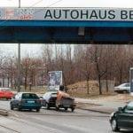 Messe Display Brücken-Bande